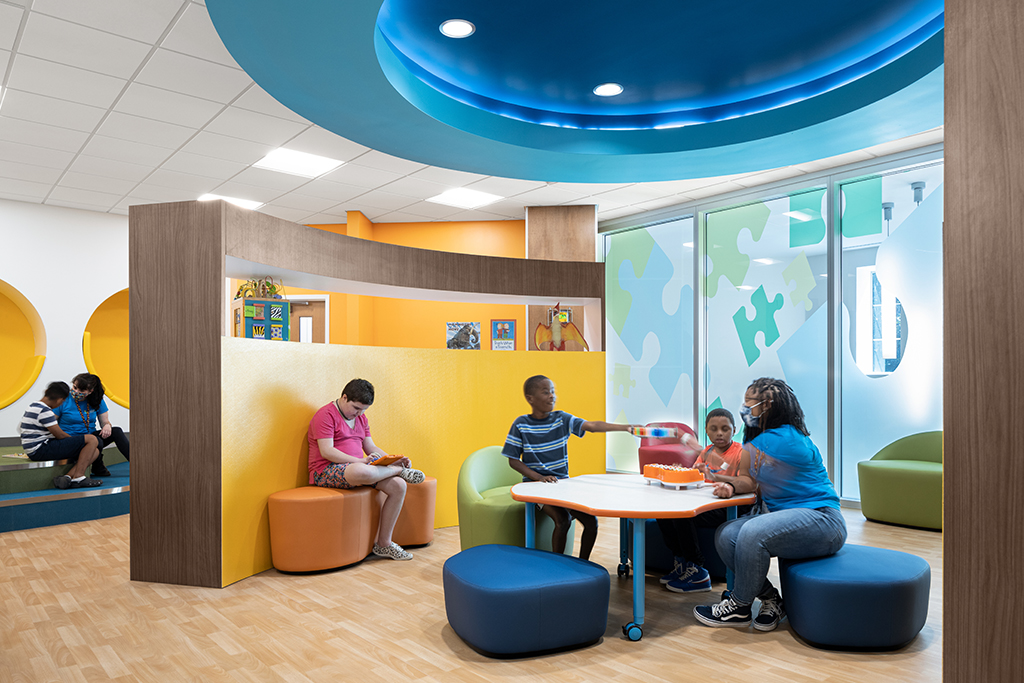 Sarah Dooley Center for Autism Sensory Library